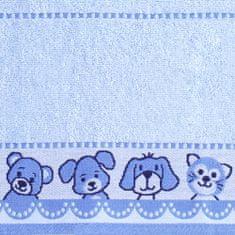 Greno otroška brisača Medvedek 70 x 125 cm
