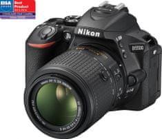 Nikon D5500 + 18-55 AF-P VR + 55-200 VR II