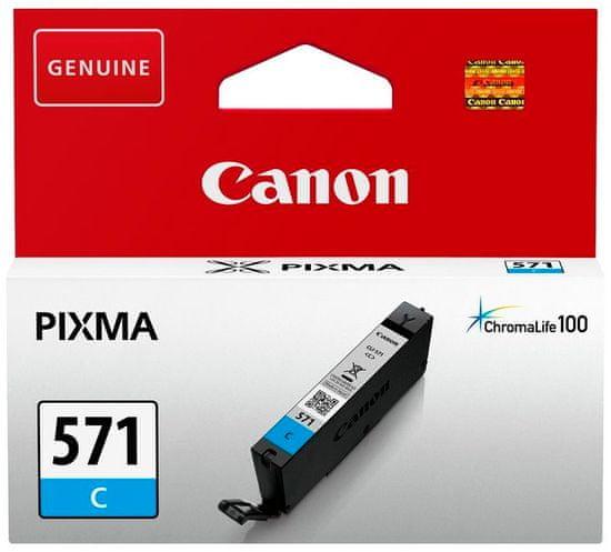 Canon kartuša CLI-571 C, cyan