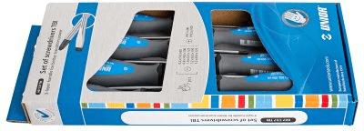 Unior garnitura izvijačev v kartonu - 607CS7TBI (611986)