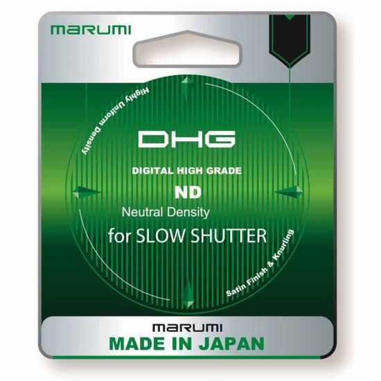 Marumi filter 82 mm DHG ND8
