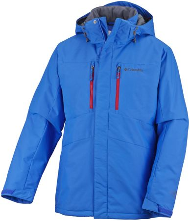 COLUMBIA Alpine Vista II Hyper Blue L
