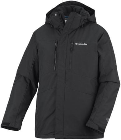 COLUMBIA kurtka zimowa Alpine Vista II Black XL
