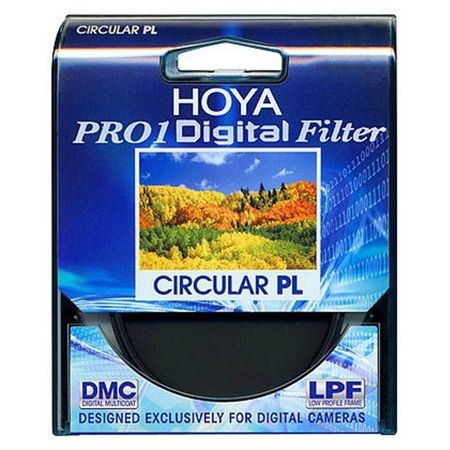 Hoya filter 46 mm Pro1D PL-CIR