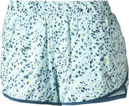 """Puma ženske kratke hlače Woven 3"""", modre, M"""