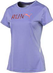 Puma koszulka sportowa Run S S Tee W