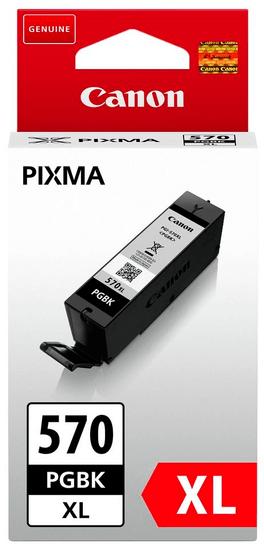 Canon kartuša 570 XL, črna (PGI-570 PGBK)