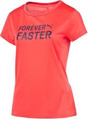 Puma koszulka sportowa PE Running S S Logo Tee W