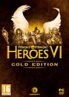 Ubisoft Might and Magic Heroes VI Gold edition / PC