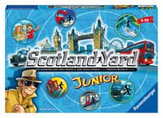 Ravensburger Scotlandyard junior hra