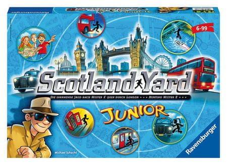Ravensburger Scotland Yard junior SLO