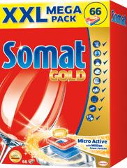 Somat tablete Mega Gold, 66 tableta