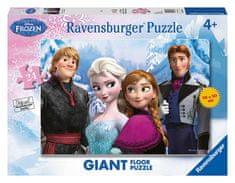 Ravensburger Disney Ľadové kráľovstvo podlahové puzzle II.