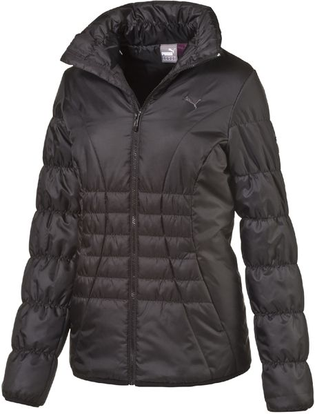 Puma ESS Padded Jacket W black XS