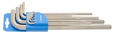 Unior garnitura dolgih inbus ključev na plastičnem obešalu - 220/3LPH (608533)
