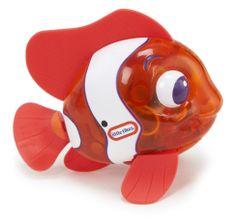 Little Tikes Svítící rybka - oranžová