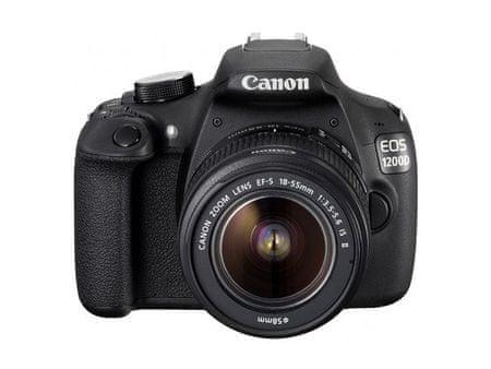 Canon fotoaparat EOS 1200D + 18-55 IS II