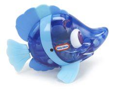Little Tikes Świecąca Rybka - niebieska