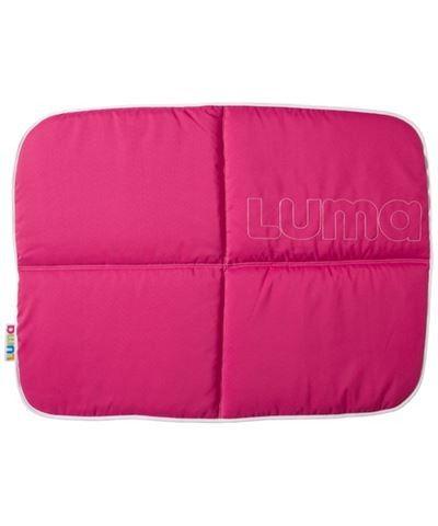 Luma Hrací matrace 80 × 100 cm, Magenta pink