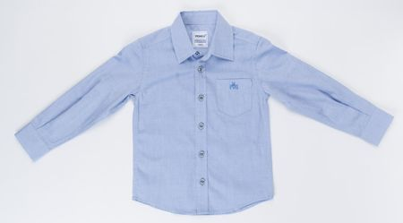 Primigi chlapecká košile 116 modrá