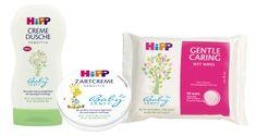 HiPP Babysanft Starostlivosť o pleť + Obrúsky zadarmo