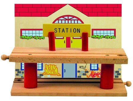 Woody Viacúrovňová stanica