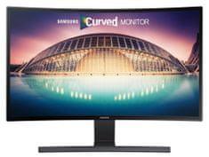 "Samsung ukrivljeni LED monitor 68,5 cm (27"") S27E510C"