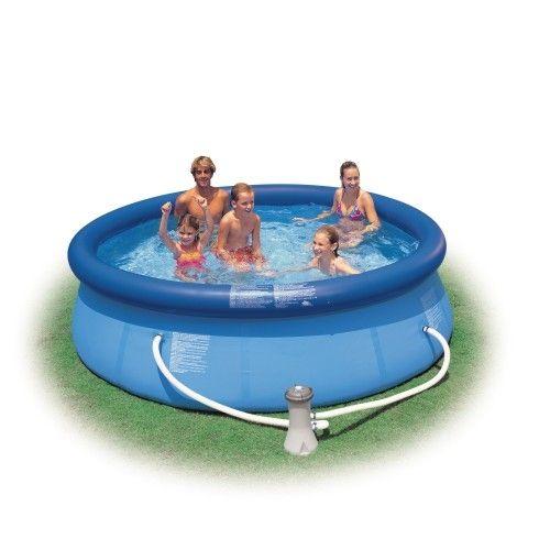 Marimex Bazén Tampa 3,05 x 0,76 m s kartušovou filtrací - II. jakost