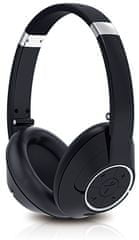 Genius HS-930BT Bluetooth Fejhallgató, Fekete