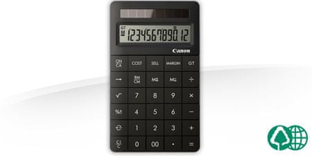 Canon kalkulator X MARK II, črn