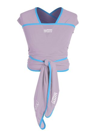 Petite&Mars Šátek dětský Wuti Wrap, Lavender