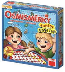 DINO Osemsmerky Junior English