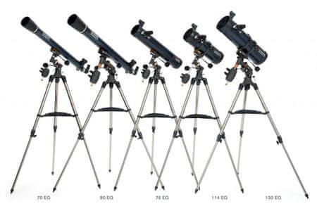 Celestron teleskop astromaster eq mimovrste