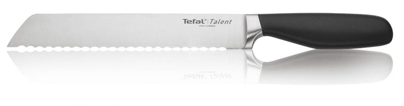 Tefal Ingenio nerezový nůž na chléb 20 cm K0910414