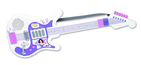 Smoby Violetta Kytara elektronická - II. jakost
