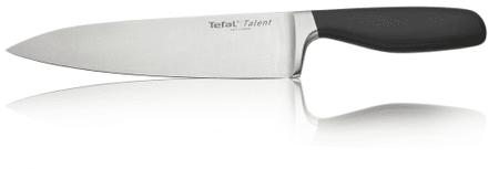 Tefal Ingenio veliki nož Chef, nerjaveče jeklo, 20 cm