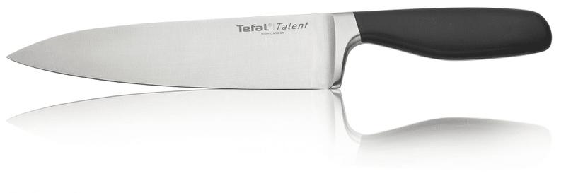 Tefal Ingenio velký nerezový nůž chef 20 cm K0910214