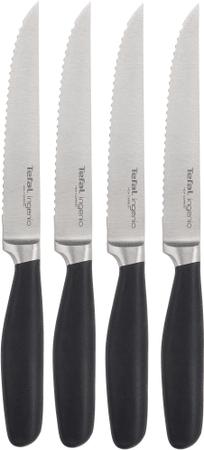 Tefal Zestaw 4 noży do steków stal nierdzewna Ingenio K091S414