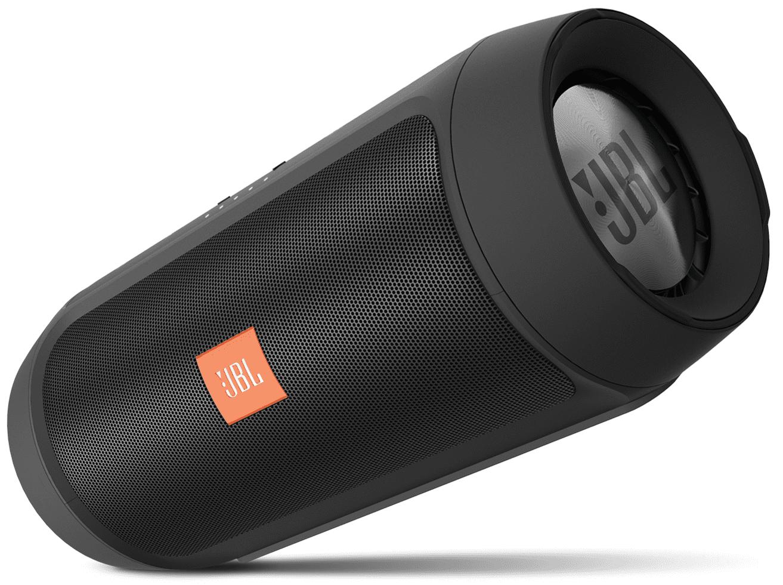 JBL Charge 2+ Vízálló Bluetooth Hangszóró, Fekete