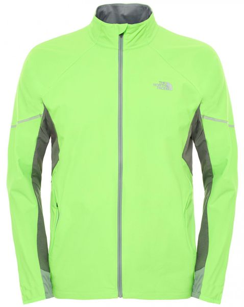 The North Face M Isoventus Jacket Power Green/Monument Grey S