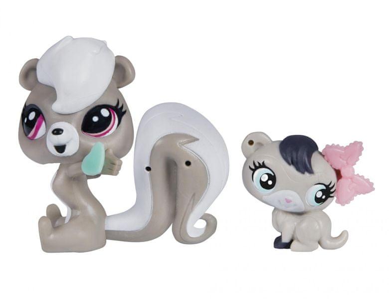Littlest Pet Shop Maminka s miminkem