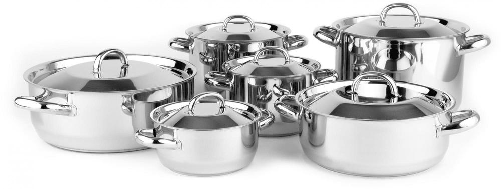 Kolimax KLASIK sada nádobí 12 dílů
