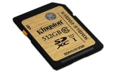 Kingston spominska kartica SDXC UHS-I 512 GB
