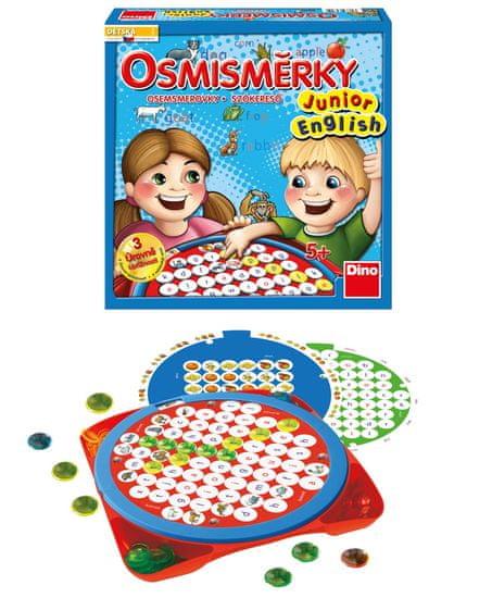 Dino Hra Osmisměrky junior