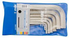 Unior garnitura inbus ključev v plastičnem etuiju - 220/3PB (601059)