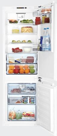 Beko vgradni kombinirani hladilnik BCN13000