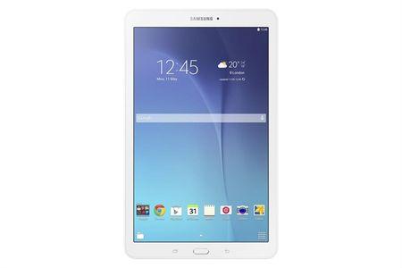 Samsung tablični računalnik Galaxy Tab E SM-T560 8GB, bel (SM-T560NZWASIO)