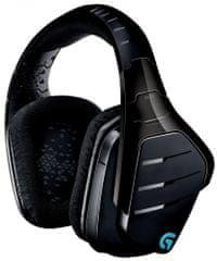 Logitech Gaming Headset G933 Artemis Spectrum, bezdrátová (981-000599) - rozbaleno