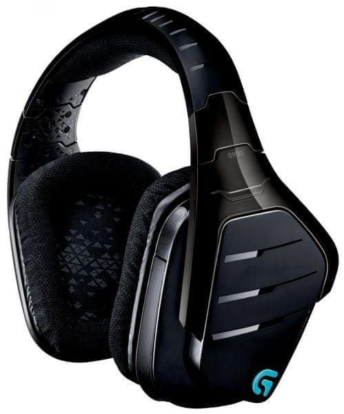 Logitech Gaming Headset G9333 Artemis Spectrum, bezdrátová (981-000599)