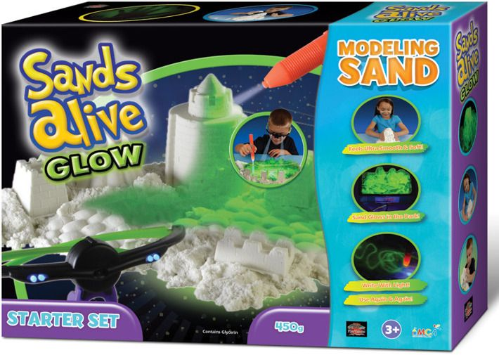 Sands Alive Glow - Startovací balení